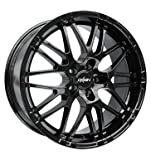 OXIGIN 14 Oxrock black 7,5x17 ET50 5.00x112.00 Hub Bore 72.60 mm - Alu felgen