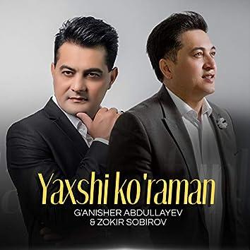 Yaxshi Ko'raman (feat. Zokir Sobirov)