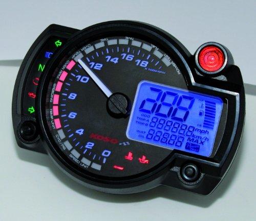 Digitales Multi-Cockpit, RX2N, 0-20.000 U/min.