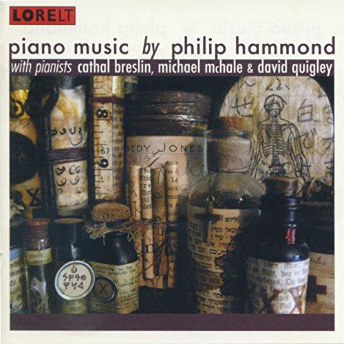 Piano Music by Philip Hammond