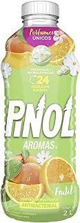 Limpiador Multiusos Antibacterial, Pinol Aromas, Frutal, 2 Litros