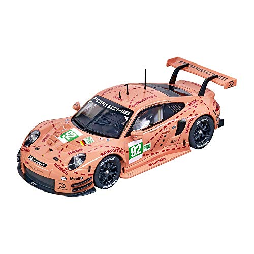 "Carrera 20023886 Porsche 911 RSR #92 ""Pink Pig Design"", Mehrfarbig"