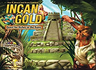 Gryphon Games 1171 - Incan Gold (B001TH8LCW) | Amazon price tracker / tracking, Amazon price history charts, Amazon price watches, Amazon price drop alerts