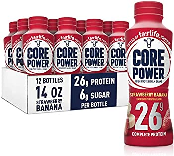 12-Pack Core Power fairlife Core Power High Protein Milk Shake
