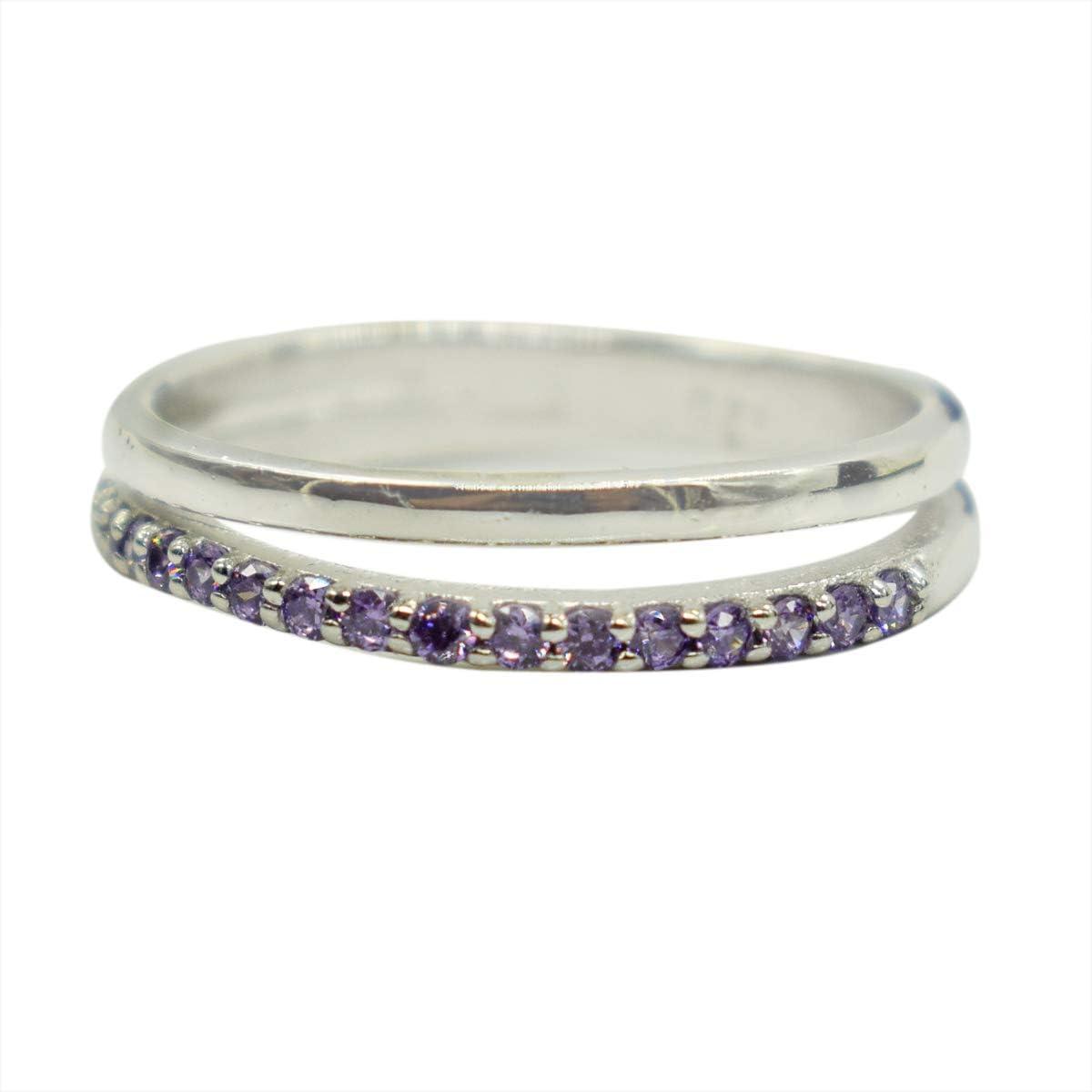Ravishing Impressions Purple 55% OFF Amethyst February Birthstone Finally popular brand Design