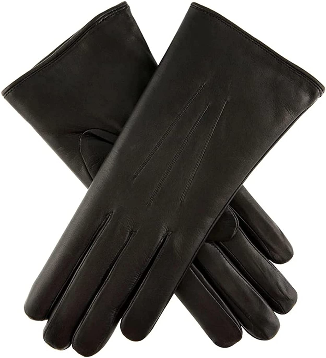 Dents Ripley Fur Lined Leather Womens Gloves