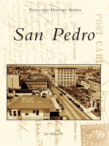 San Pedro (Postcard History Series) (English Edition)