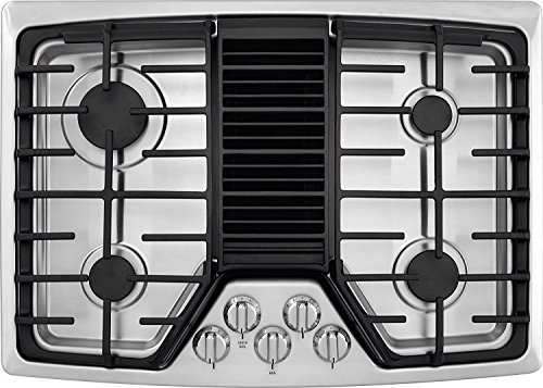 Frigidaire RC30DG60PS 30' Built In Downdraft Cooktop in Stainless Steel