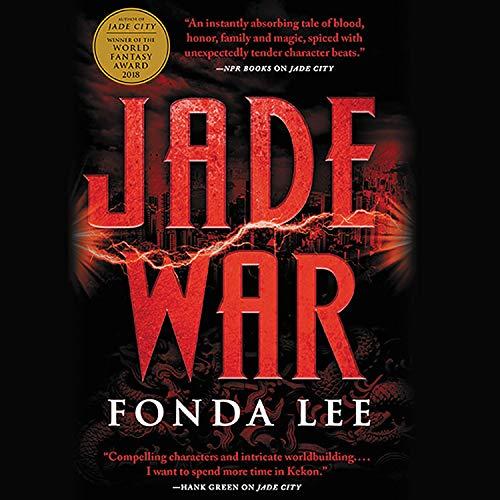 Jade War Audiobook By Fonda Lee cover art