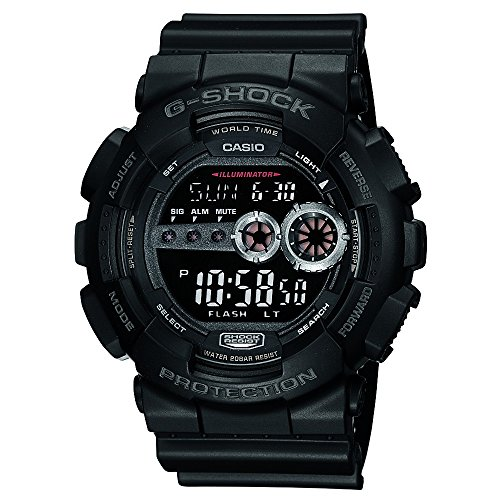 Casio Men's GD100-1BCR G-Shock X-Large Black...