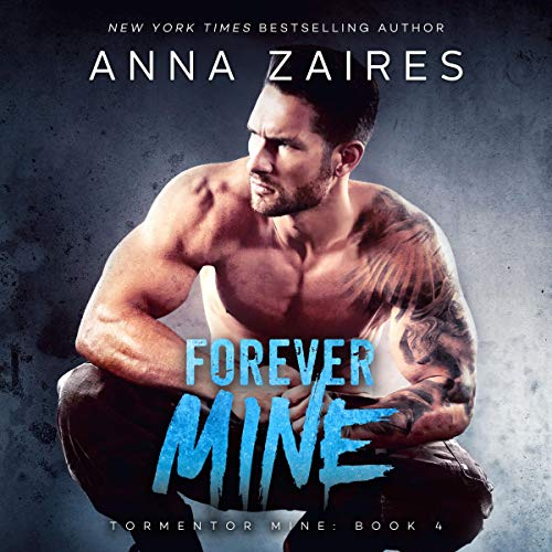Forever Mine audiobook cover art