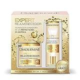 Diadermine - Pack Expert Rejuvenecedor, Crema Día + Contorno de Ojos, Pieles Maduras, 65 ml (50 ml +15 ml)