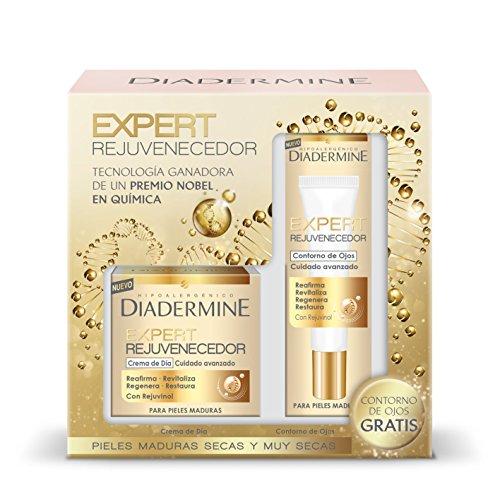 Diadermine - Pack Expert Rejuvenecedor, Crema Día +