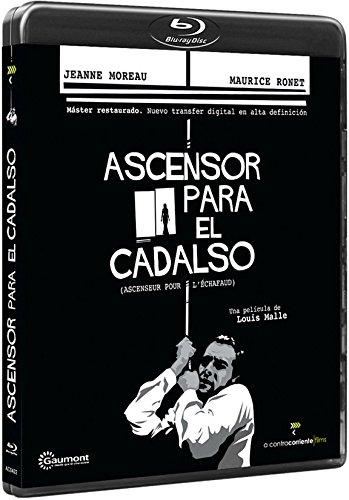 Ascensor para el cadalso [Blu-ray]