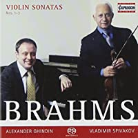 Brahms J.: Violin Sonatas Nos