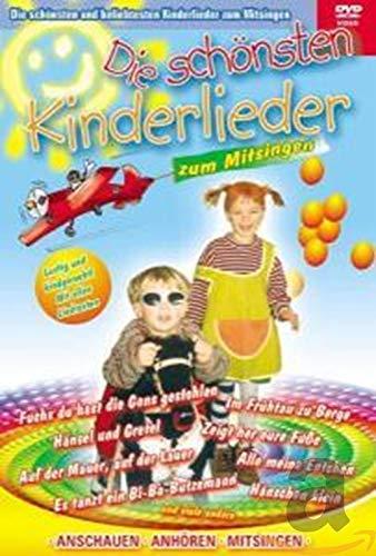 Die schönsten Kinderlieder zum Mitsingen Vol. 1