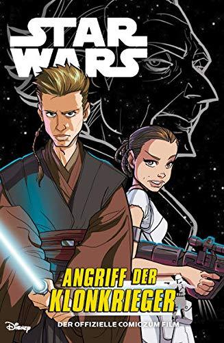 Star Wars: Episode II - Angriff der Klonkrieger: Die Junior Graphic Novel