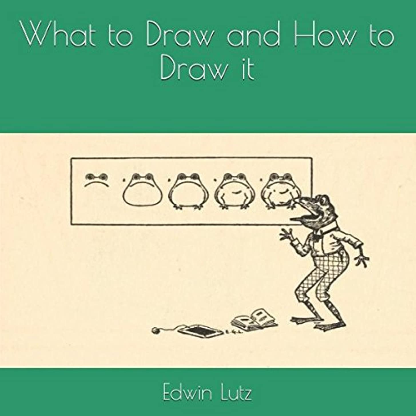通り叱る不透明なWhat to Draw and How to Draw it