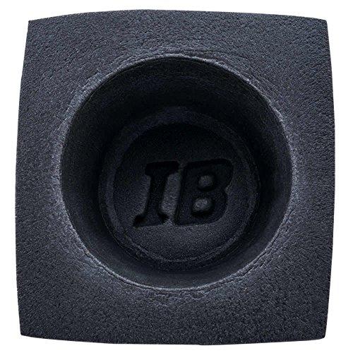 Metra IBBAF65 Lautsprecher-Schutzgehäuse aus Schaumstoff, rund, 15cm (Paar) - Nachfolger von Metra VXT65