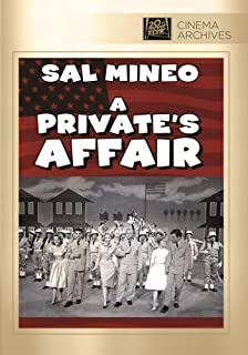 A Privates Affair by Sal Mineo