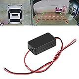 12V DC Coche Retrovisor Aparcamiento Cámara Relay Filter Relay Power Condensador Filtro Rectificador