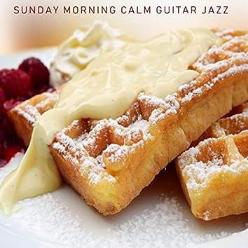 Sunday Morning Calm Guitar Jazz