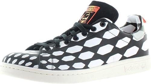 Adidas Adidas Stan Smith (Battle Pack) - Noir Blanc-Blanc, 8 D Us  10 jours de retour