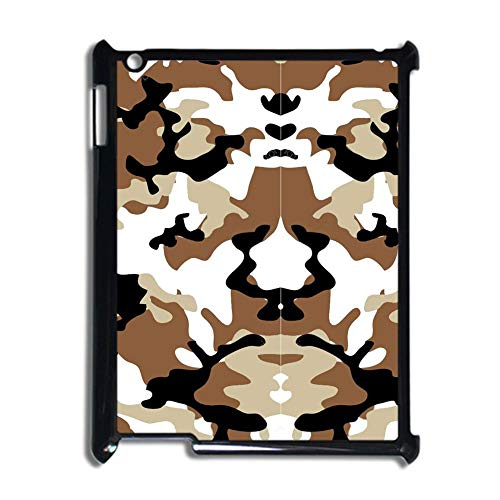 Cases Plastic Children On Apple iPad 3 Printing Camo 4 Creativity Choose Design 112-5