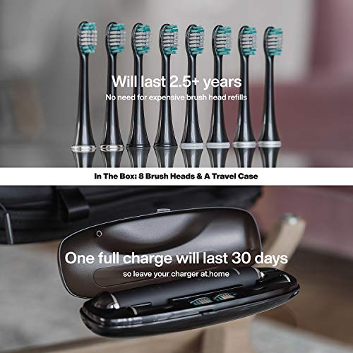 AquaSonic Black Series Ultra Whitening Toothbrush