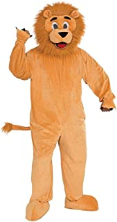 Lion Mascot Costume For Adults Standard