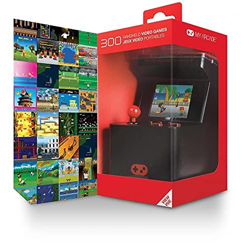 Consola Retro My Arcade Retro Arcade Machine X 300 Juegos (16-Bit)