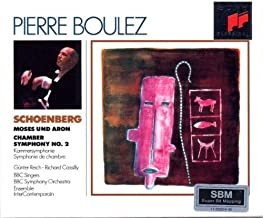 Schoenberg;Moses and Aron