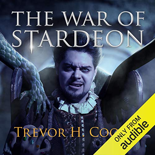 The War of Stardeon cover art