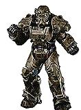 ThreeZero Fallout: T-60 Camouflage Power Armor 1:6 Scale Collectible Figure, Multicolor