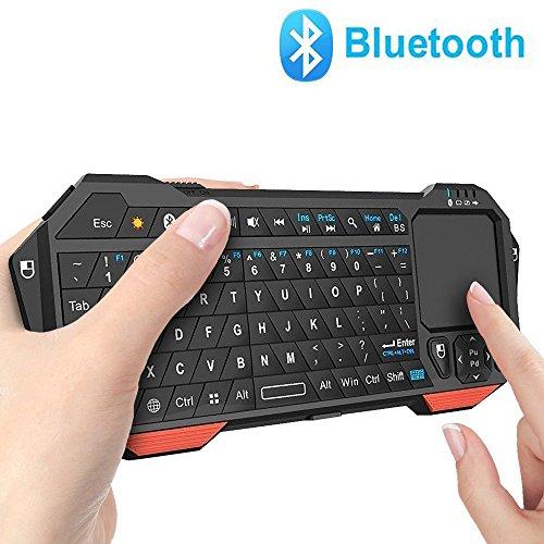 Jelly Comb Mini Keyboard (Bluetooth - Backlit)