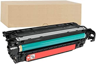 ADE Products Compatible Replacement for HP 650A, HP CE273A Magenta Toner Cartridge for HP Color Laserjet Enterprise CP5525, CP5525dn, CP5525n, CP5525xh, M750dn, M750n, M750xh Printers