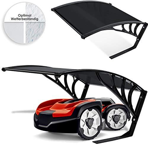 Kesser® Mähroboter Garage Dach Carport Überdachung