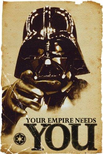 POSTER STOP ONLINE Trends International Star Wars Empire Collector's Edition 24 inches x 36 inches