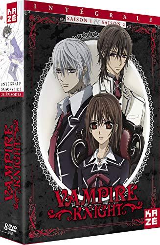 Vampire Knight-The Complete TV Series : Saisons 1 & 2