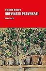 Breviario provenzal par Valero