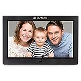 XElectron Pioneer Black Digital Photo Frame (10 inch)