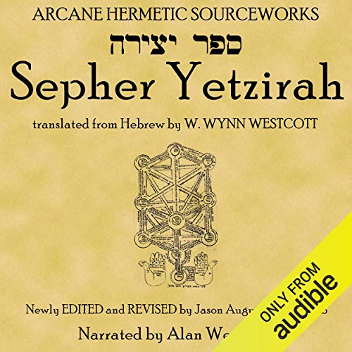 Sepher Yetzirah: The Book of Formation audiobook cover art