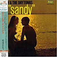 Sandy (Mini Lp Sleeve) by Ronny & the Daytonas (2006-06-21)