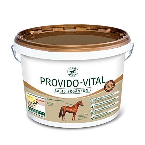 Atcom Provido-Vital - Ergänzungsfuttermittel für Pferde - 5 kg