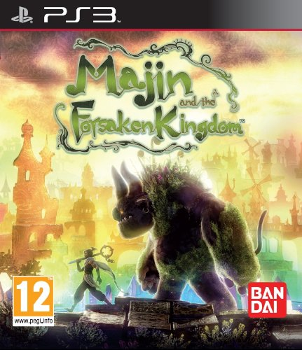 Majin and The Forsaken Kingdom (PS3) [Edizione: Regno Unito]