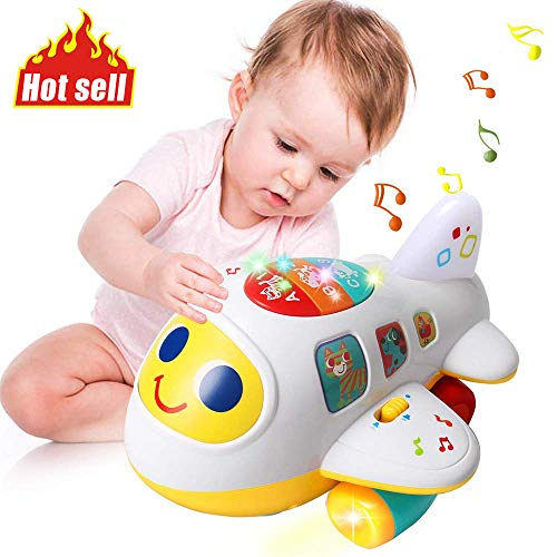 HOMOFY Baby Toys Electronic Airplane review