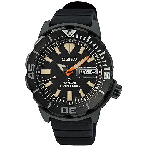 Reloj Seiko Prospex Diver's 200m Monster Black Series SRPH13K1