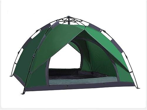 SXY888 Essential Les Essentiels de Voyage Portables de Mode Unisexe de tentes de Camping HWZP Peuvent accueillir 2 à 3 Personnes Convenant à Toutes Les Saisons