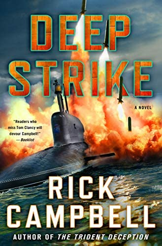 Deep Strike A Novel Trident Deception Series 6 product image