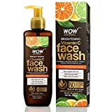 WOW Skin Science Brightening Vitamin C Face Wash - No Parabens, Sulphate, Silicones